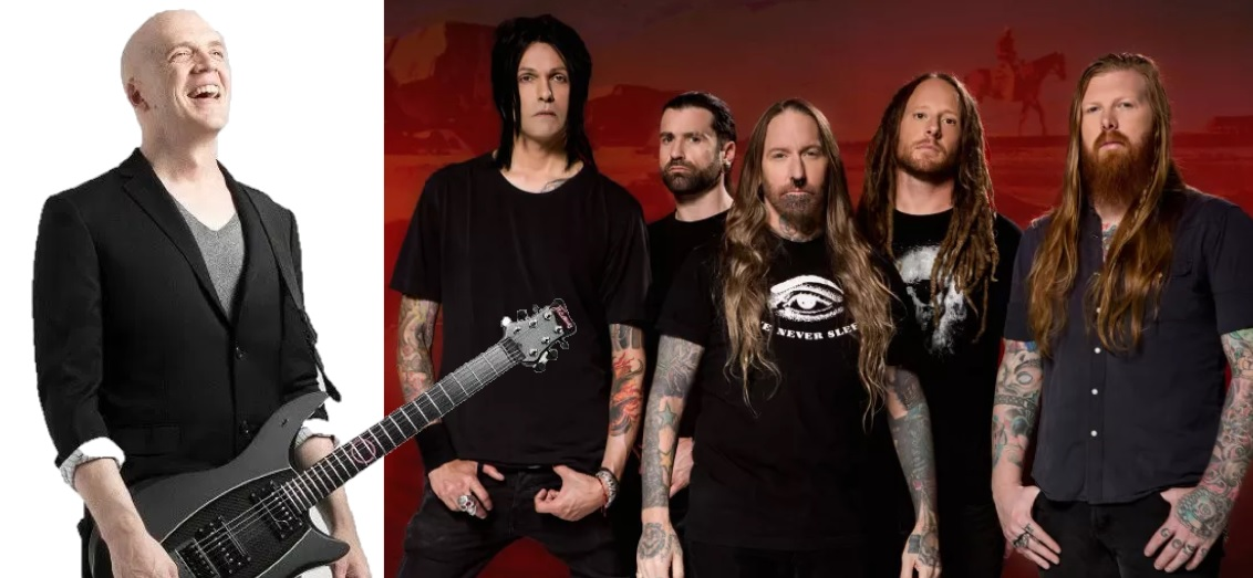 Looks like Devin Townsend & DevilDriver are announcing (separate) Australian Tours very soon...